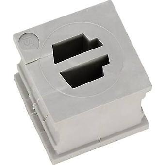 Icotek QT ASI 2 pasacables elastómero gris 1 PC
