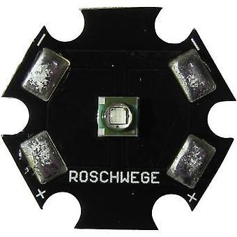Roschwege HighPower LED Deep red 1 W 2.5 V 350 mA Star-DR 660-01-00-00