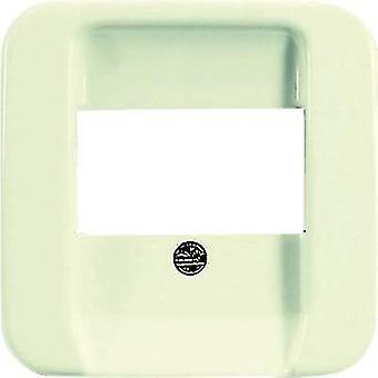 Busch-Jaeger Cover TAE socket Duro 2000 SI, Duro 2000 SI Linear Cream-white 2539-212