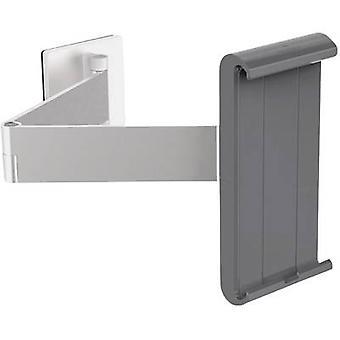 Kestävä TABLET HOLDER WALL ARM - 8934 Tablet PC mount Yhteensopiva (tablet PC merkki): Universal 17,8 cm (7) - 33,0 cm (13)