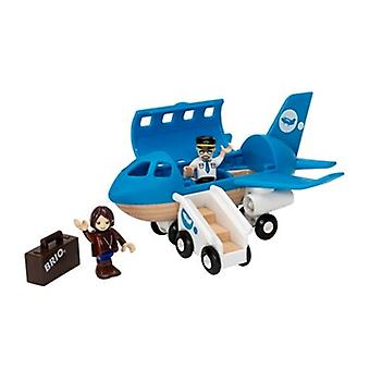 BRIO Airplane Boarding Play Set 33306 for BRIO World Wooden Train Set