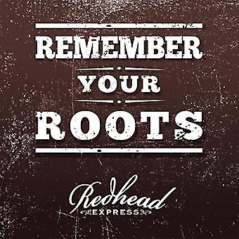 Roodharige Express - Remember Your Roots [CD] USA import