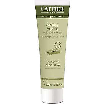 Cattier Green Clay Mask