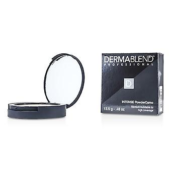 Dermablend Intense Powder Camo Compact Foundation (medium Buildable To High Coverage) - # Almond - 13.5g/0.48oz