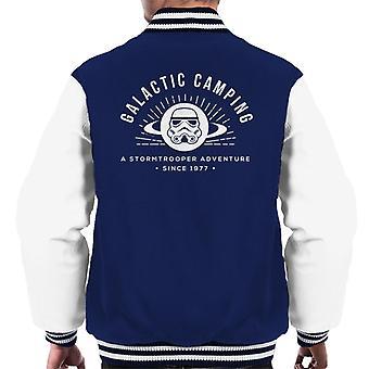 Originele Stormtrooper Galactische Camping mannen Varsity Jacket