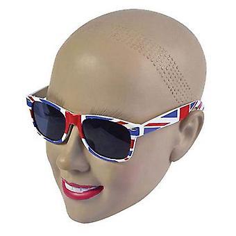 Bnov Union Jack occhiali da sole