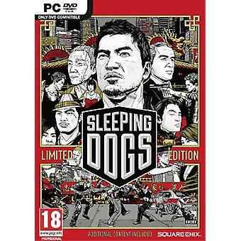 Sleeping Dogs-Limited Edition (PC DVD)-ny