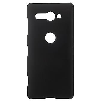 Sony Xperia XZ2 Kompaktowa gumowana powłoka - Czarna
