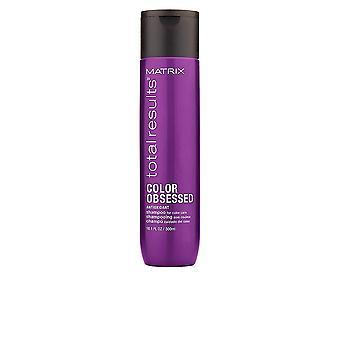 Matrix samlede resultater farve besat Shampoo 1000 Ml Unisex