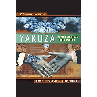 Yakuza - Japans Unterwelt (25.) durch David E. Kaplan - Alec