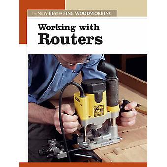 Werken met Routers door fijne houtbewerking - 9781561586851 boek