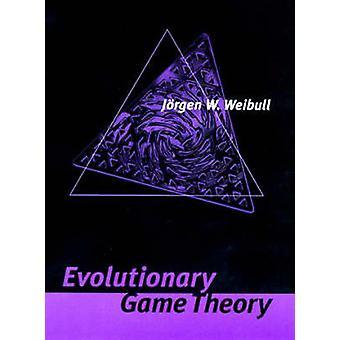 Peli evoluutioteorian jäseneltä Jörgen W. Weibull - 9780262731218 kirja