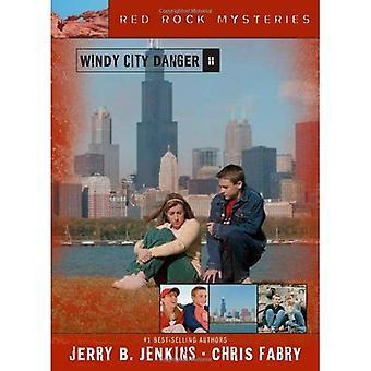 Cidade dos ventos perigo: 11 (mistérios de rocha vermelha)
