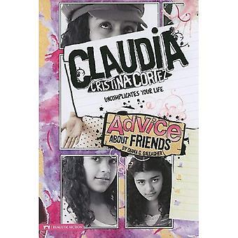 Consejo de amigos: Claudia Cristina Cortez simplifica tu vida