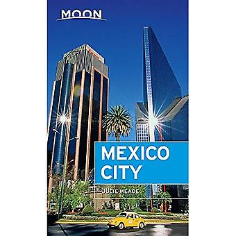 Moon Mexico City (Seventh Edition)