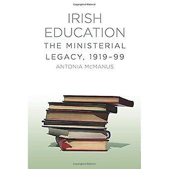 Irische Bildung: Das ministerielle Vermächtnis