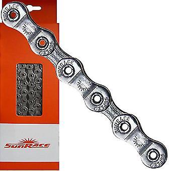 SunRace 9-speed bike chain (hollow-pin) / / 116 links