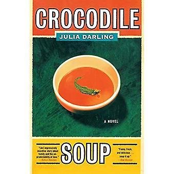 Krokodil soep