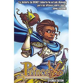 Princeless volym 1: Rädda dig själv