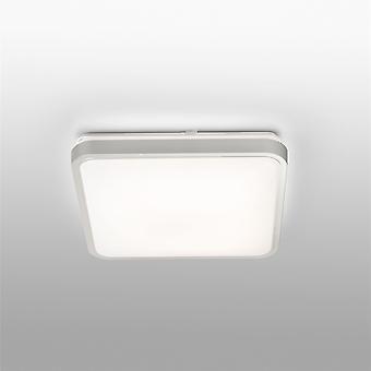 Faro - Iris grå stor LED infälld tak ljus FARO63395