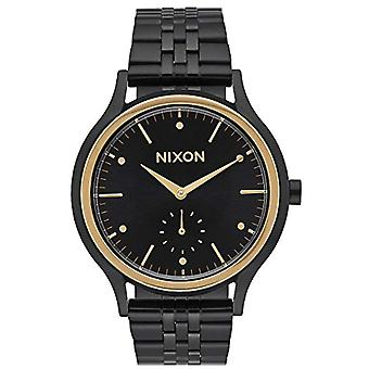 Nixon women's Quartz analogue watch with stainless steel band A994-010-00