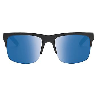 Electric California Knoxville Pro Sunglasses - Matte Black/Polar Blue