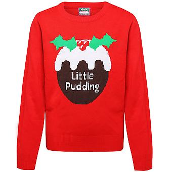 Christmas shop lasten/lasten Little Pudding Jumper (pakkaus 2)