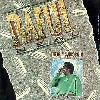 Raful Neal - Louisiana Legend [CD] USA import