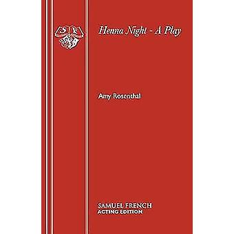 Henna Night by Amy Rosenthal - 9780573033933 Book