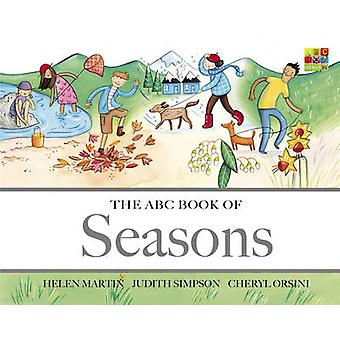 The ABC Book of Seasons by Helen Martin - Judith Simpson - Cheryl Ors
