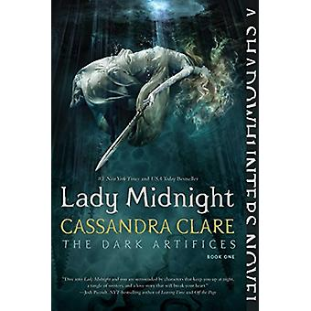 Lady Midnight by Cassandra Clare - 9781442468368 Book