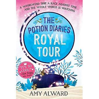 Royal Tour by Amy Alward - 9781481443814 Book