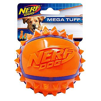 Nerf Dog Two-Tone TPR Spike Ball - Large