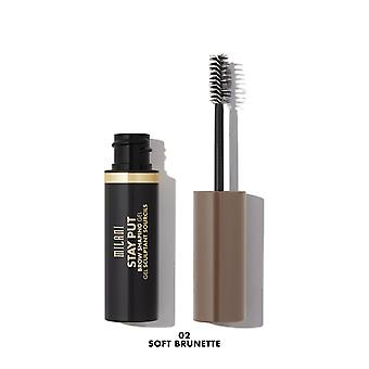 Milani Stay Put Brow Shaping Gel-02 Morena Macia