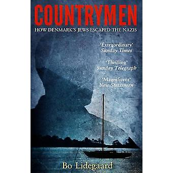 Countrymen - How Denmark's Jews Escaped the Nazis (Main) by Bo Lidegaa