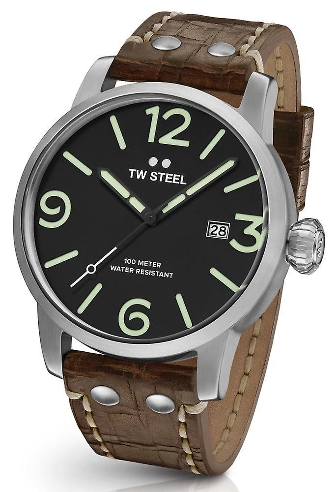 Tw Steel Ms12 Maverick Watch 48 Mm