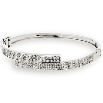 Bangle armbånd Micro pave zirconium