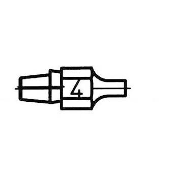 Weller DX 114 Dessolding bico Tamanho da ponta 1,8 mm Comprimento da ponta 23 mm Conteúdo 1 pc (s)