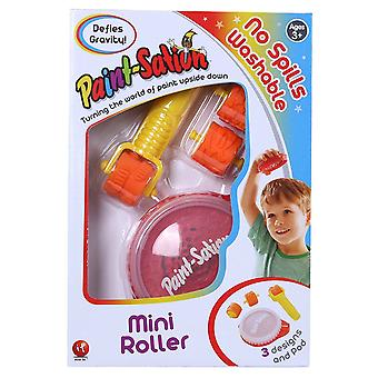 Paint-sation Anti-gravity Technology Mini Roller (red)