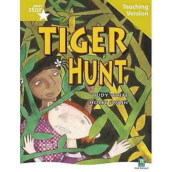 Tiger Hunt: goud niveau (Rigby Star Guided)