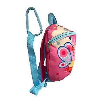 Peppa Pig Festival of Fun Go Fly Kite Pink Parental Control Children's Backpack Age 1-4