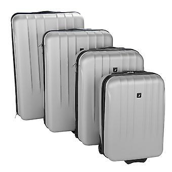 Kangol Unisex Hard Suitcase Set