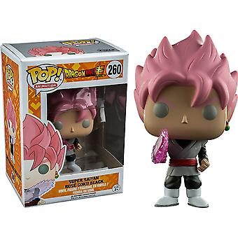 Dragon Ball Super Super Saiyan Rose Goku Black US Pop! Vinyl