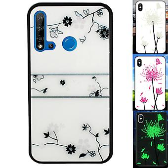 Back Cover Magic Glass for Huawei P20 Lite 2019 Rose