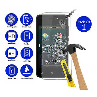 Pack of 1 Tempered Glass Screen Protection For Allview P43 Easy 4