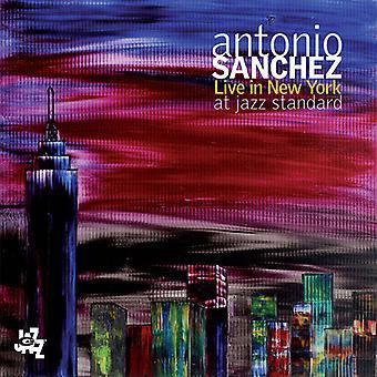 Antonio Sanchez - Live in New York [CD] USA import