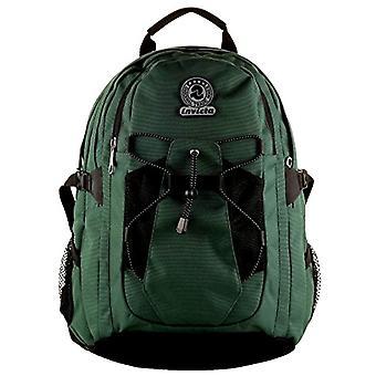 Active Invicta plecak-BENIN-zielony-25 lt-NET side Pocket-Trekking szkoły i rekreacji