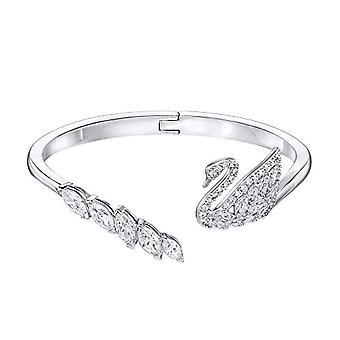 Swarovski FASHIONHALS UDSKÆRING ACEBRACELETANKLET-håndled juvel-med krystal-platin belagt