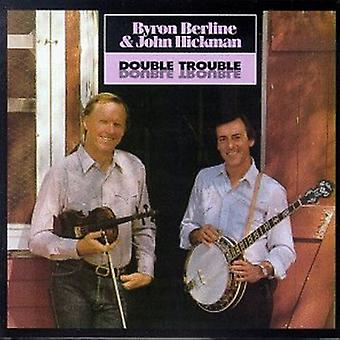 Berline/Hickman - Double Trouble [CD] USA import