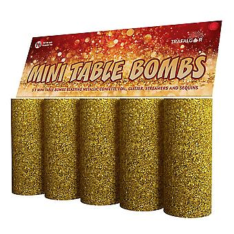 Mini Table Bombs (Pack of 5)